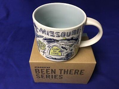 Starbucks MISSOURI NEW Been There Series ~Across The Globe Collection New 2018
