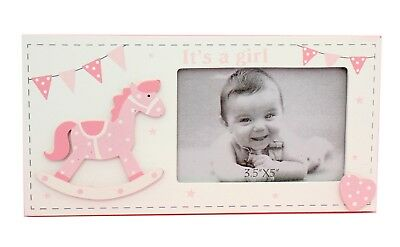 Baby Girl Photo Picture Frame Newborn Baby shower Girl Gift
