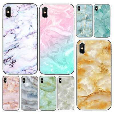 Marble Design Soft Silicone TPU Ultra Thin Phone Case Cover For Iphone 5 5S 6 6S