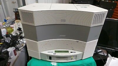 Bose Acoustic Wave Music Audio Shelf System CD-3000 with BOSS 5 CD changer