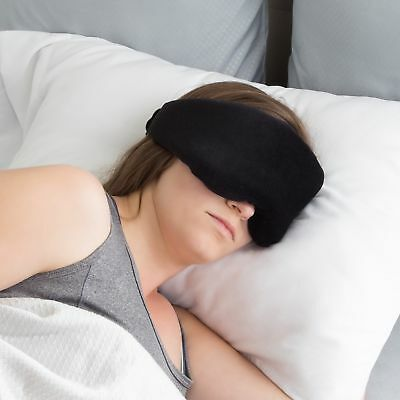Heat-Sensitive Remedy Memory Foam Sleep Mask. Best Price