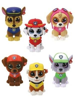 Ty Paw Patrol Collection MINI BOOS Collectibles Sammelfigur AUSWAHL!