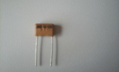 4x capacitor 68 nF - 100V