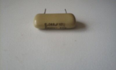 2x Philips capacitor 68 nF - 400V