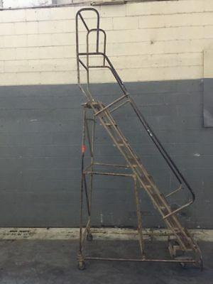 Cotterman 8 Step Ladder