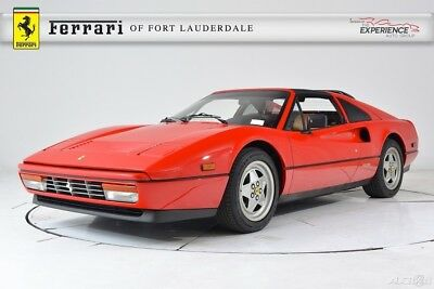 Ferrari 328 GTS Classiche Certification 99.5 out of 100 Best in Class Cavallino Classic 27 Pristine Show Condition