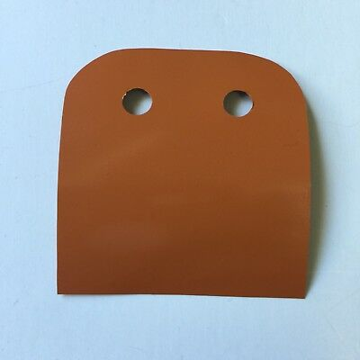 Star Wars Replacement Vinyl Jawa Cape for Vintage 1977 Figure - Repro