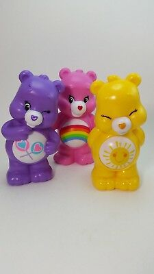 3 piece Care Bear lot from Burger King