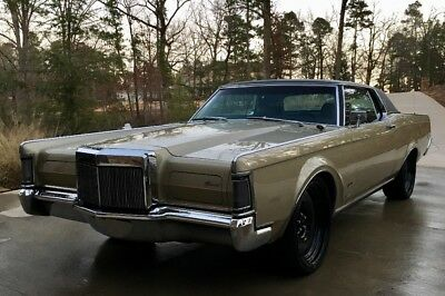1969 Lincoln Continental  1969 Lincoln Continental Mark III Big Block Hot Rod