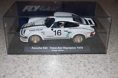 Fly Car Model Porsche 934  Trans-Am Champion 1976 Ref. #88141 NIB