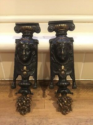 Beautiful Pair of French Antique Furniture Scones - Stunning! - Free Delivery!!