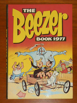 BEEZER Annual Book 1977 - like Dandy Topper Beano