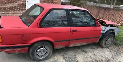 1991 BMW 3-Series 318IS 1991 BMW 318is
