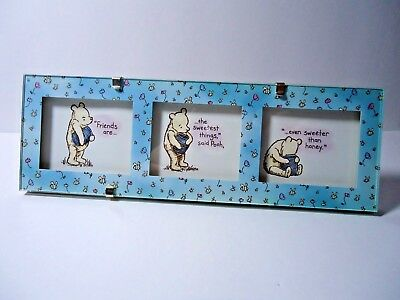 """Disney Classic Winnie the Pooh """"Friends are Sweeter than Honey"""" Picture #OI-018"""