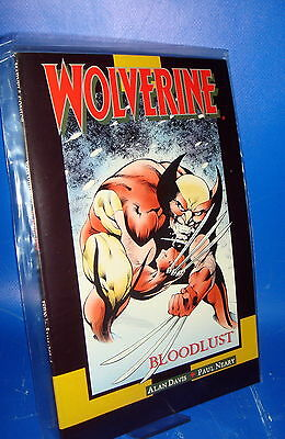 Comic edition american WOLVERINE-BLOODLUST good condition
