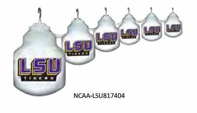 Party Lights NCAA-LSU817404 Design - University Of Louisiana State, Type -