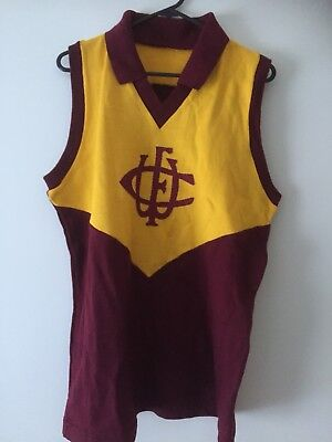 Vintage Aussie Rules Football Jumper
