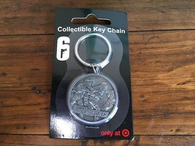 2015 TOM CLANCY'S Rainbow Six Siege PS4 Collectible Key Chain Target  Exclusive