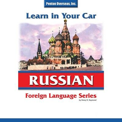 Learn In Your Car - Learn Russian - 72 Lessons Digital Download Language Course