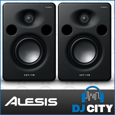 Alesis M1 MK3 Pair Powered Studio Monitor 5 Inch Active Reference Speakers