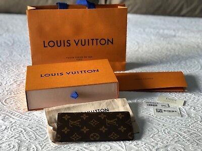 Brand New Authentic Louis Vuitton Pocket Wallet Agenda Cover