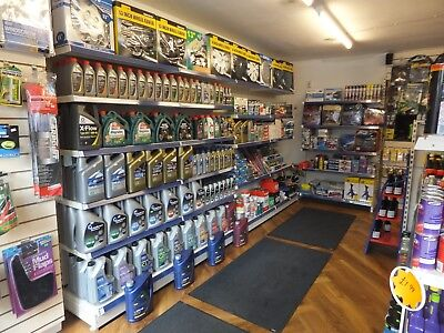 Car parts business for sale. All stock, fixtures and fittings included