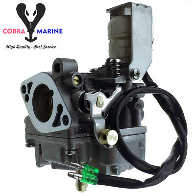 New Carburetor for YAMAHA 4 Stroke 15HP 20HP 6AH-14301-00-00 6AH-14301-20