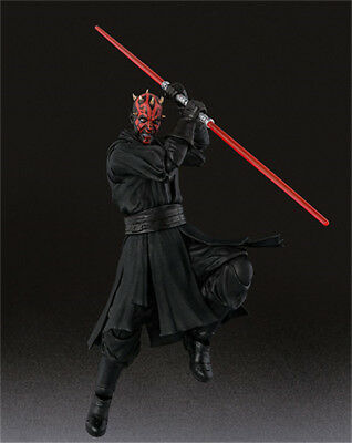 "6"" S.H.Figuarts SHF Star Wars Darth Maul  PVC Action Figure"