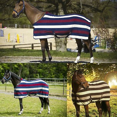 EQUI-THEME SUMMER Polar Fleece - Horse
