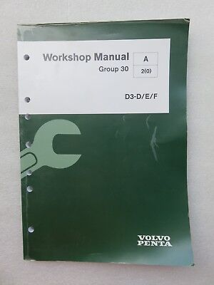 volvo penta workshop service manual tbi fuel 4 3gi 5 7gi hu models rh picclick co uk Md40 Rancilio Parts Md40 Liquor