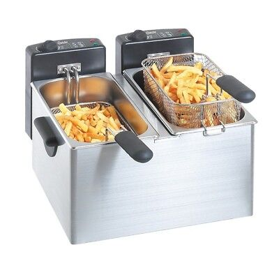 Friteuse professionnelle  Mini II, 2x4L, AT