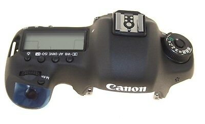 Canon Eos 5D Mark Iii Top Cover With Top Lcd Window Genuine New