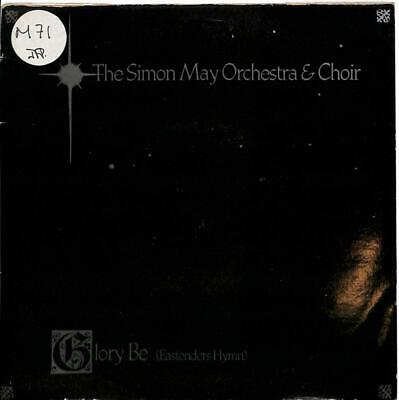 """The Simon May Orchestra - Glory Be (Eastenders' Hymn) - 7"""" Record Single"""