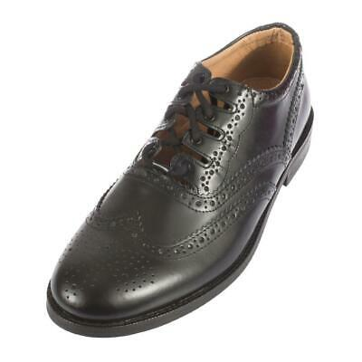 """The """"Canny"""" Brogue - Prudent Traditional Leather Ghillie Brogue"""