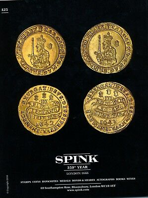 The Dr Paul Broughton Collection of English Hammered Gold Coins Spink March 2016