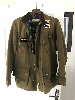 how to buy highly praised custom BARBOUR INTERNATIONAL LIMITED Rexton Jacket Steve McQueen 36 ...
