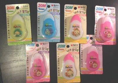 Correction Tape Easy Correct White Out Tape Dry Film Based Tape NEW STOCK