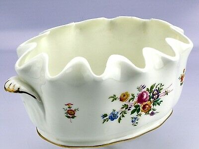 MINTON Marlow Wavy Edged China Bowl Large size 20 cms wide 8 cms high