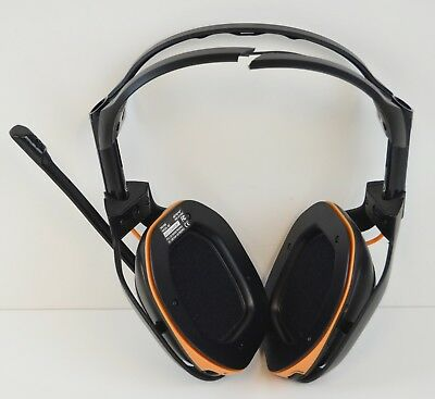 Astro A50  Battlefield Edition Black/Orange Headsets Multi Platform Xbox PS3 PS4