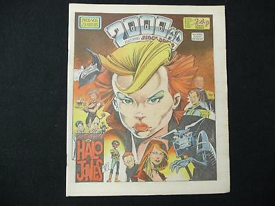 2000ad prog 406 comic (LOT#3972)