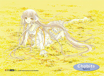 *NEW* Chobits: Chii Landscape Wall Scroll by GE Animation