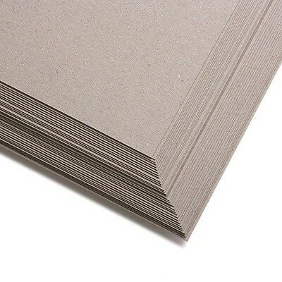 A2 SR A1, Greyboard 0.6mm 1mm 1.25mm 2mm 3MM Craft Card Thick Board Backing