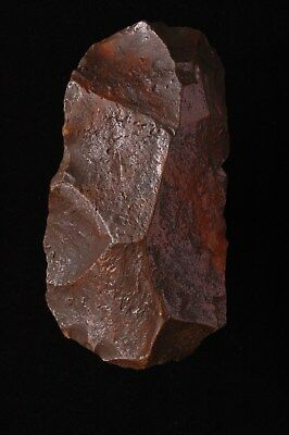 NEANDERTHAL FIST or HAND AXE, MOUSTERIAN , Ebro River Valley, Spain