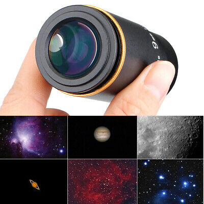 "SVBONY FMC 1.25"" 9mm 66DegUltra Wide Angle Eyepiece for Astro Telescope US local"