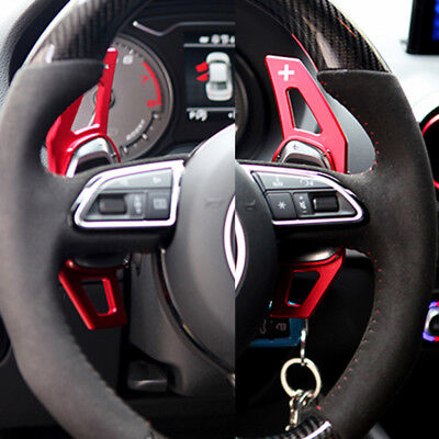 Paddle Shift Steering Wheel Extended For Audi A5 S3 S5 S6 SQ5 RS3 RS6 RS7 Sport