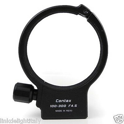 Tripod Mount Collar Ring For Contax EF 100-300mm F/4.5L IS USM