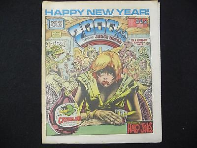 2000ad prog 451 comic (LOT#4003)
