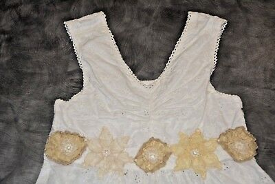 Girls Monsoon Summer Pretty Cotton Top Age 3-4 Years, In Good Condition