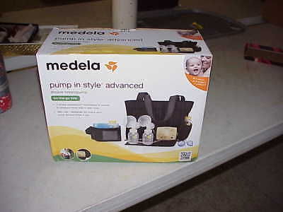 Medela Pump in Style Advanced Double Electric Breast Pump On-the-Go Tote D8