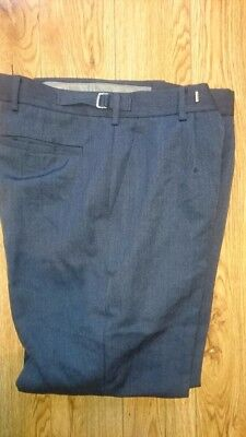 """MENS/CADETS RAF ROYAL AIR FORCE No2 DRESS TROUSERS Size 35.2"""""""